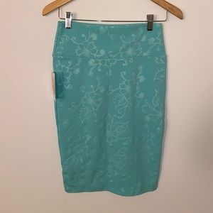 NWT LuLaRoe Cassie skirt size XS